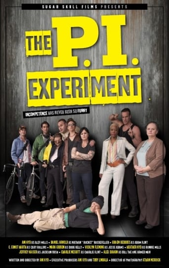 Poster of The P.I. Experiment