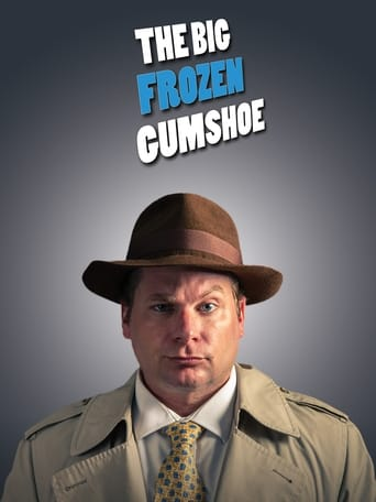 Poster of The Big Frozen Gumshoe