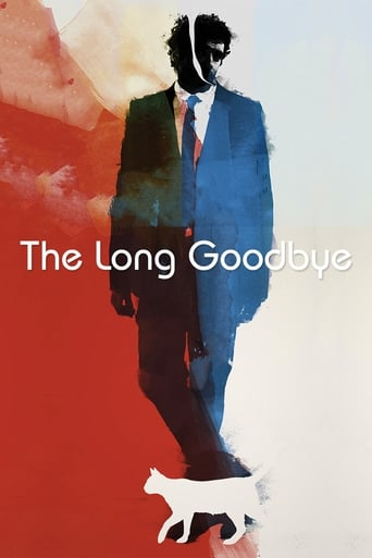 Poster for The Long Goodbye
