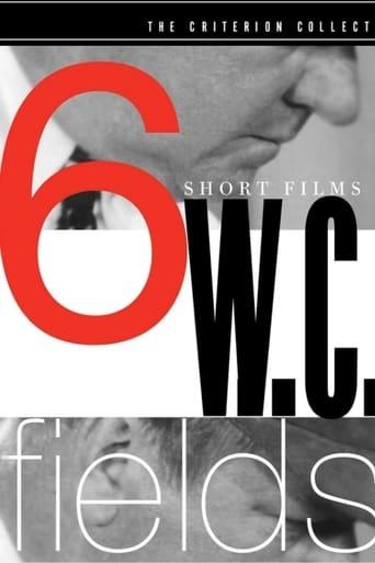 Poster of W.C. Fields: 6 Short Films