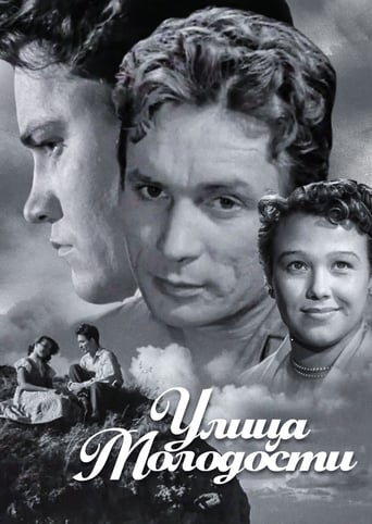 Poster of Улица молодости