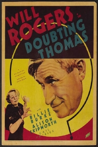Poster of Doubting Thomas