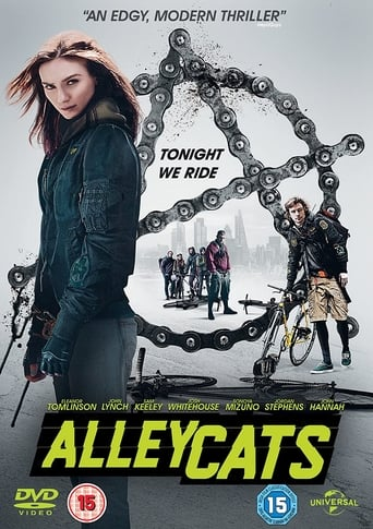 Poster of Alleycats