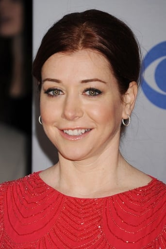 Image of Alyson Hannigan