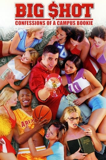 Poster of Big Shot: Confessions of a Campus Bookie