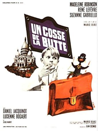 Poster of Un gosse de la butte