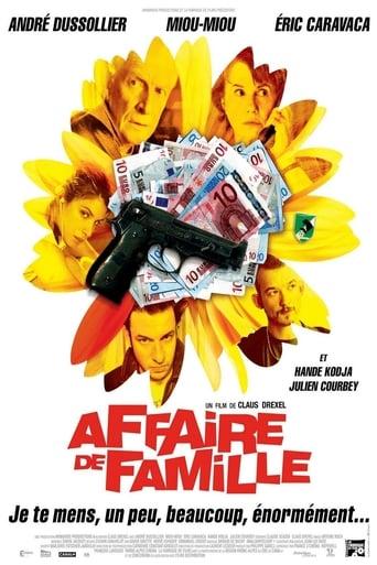 Poster of Affaire de famille