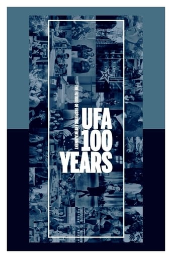 Poster of 100 Years of the UFA