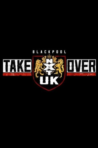 Poster of NXT UK TakeOver: Blackpool