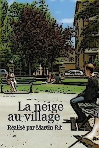 Poster of La neige au village