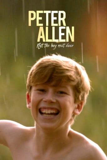 Poster of Peter Allen: Not the Boy Next Door