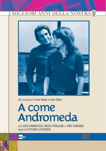 Poster of A come Andromeda