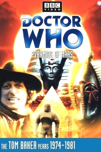 Poster of Doctor Who: Pyramids of Mars