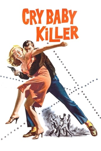 Poster of The Cry Baby Killer