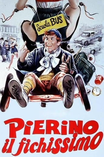 Poster of Pierino il fichissimo