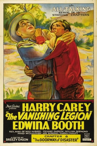 Poster of The Vanishing Legion