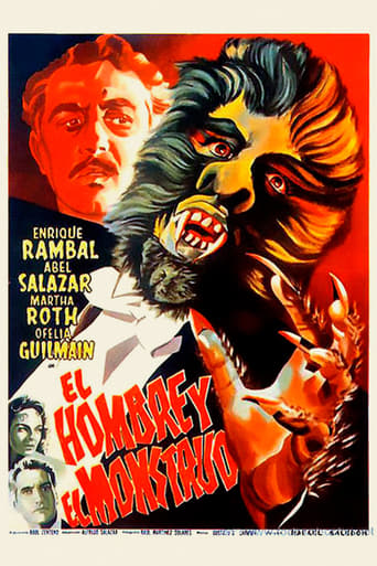 Poster of El Hombre y el Monstruo