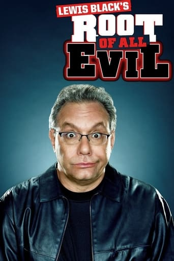 Poster of Lewis Black's Root of All Evil