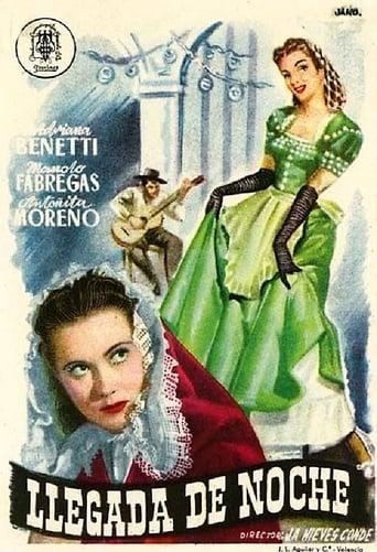 Poster of Llegada de noche