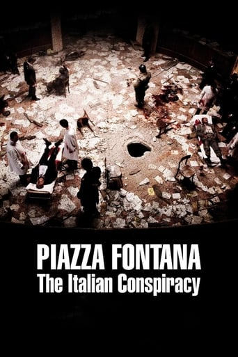 Poster of Piazza Fontana: The Italian Conspiracy