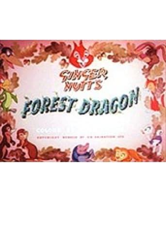 Ginger Nutt's Forest Dragon Poster
