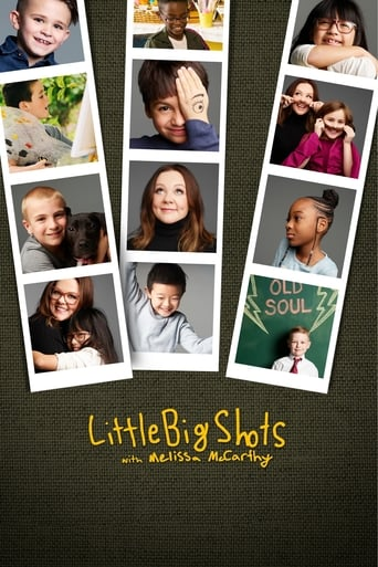Poster of Little Big Shots