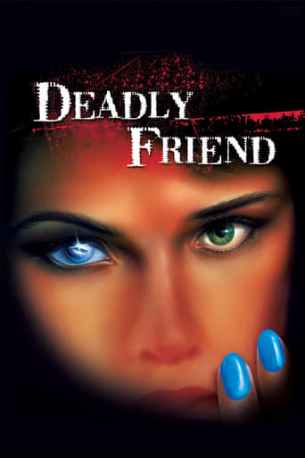 Poster of Deadly Friend