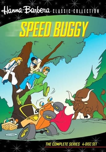 Poster of Speed Buggy