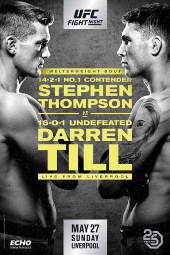 UFC Fight Night 130: Thompson vs. Till