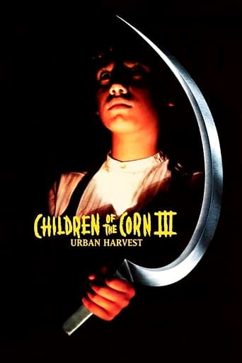 Poster of Children of the Corn III: Urban Harvest