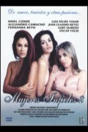 Poster of Mujeres Infieles 2