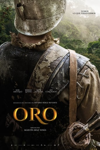 Poster of Oro