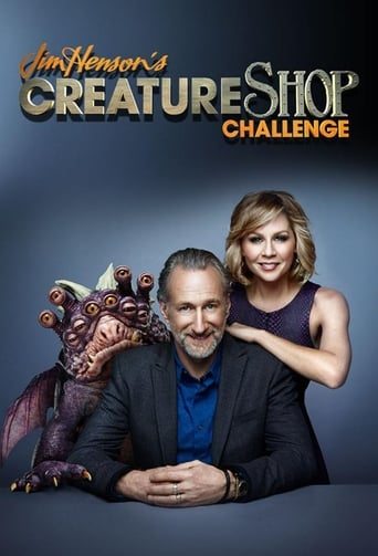 Poster of Jim Henson's Creature Shop Challenge