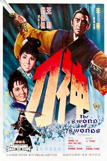 Poster of The Sword of Swords