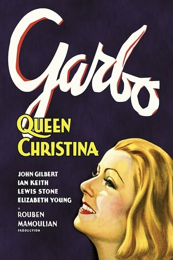 Poster of Queen Christina
