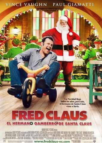 Poster of Fred Claus, el hermano gamberro de Santa Claus