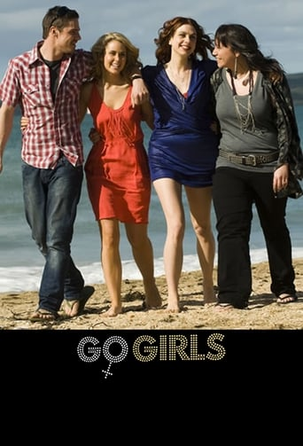 Poster of Go Girls