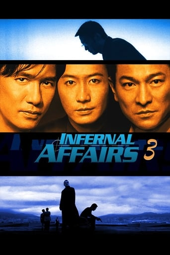 Poster of Infernal Affairs III