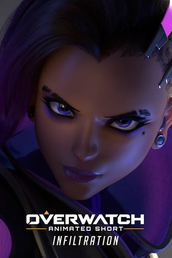 Poster of Overwatch Animated Short: Infiltration