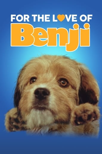 Poster of For the Love of Benji