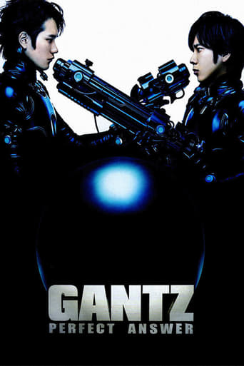 Poster of Gantz: Perfect Answer