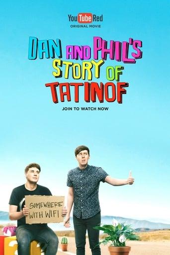 Poster of Dan and Phil's Story of TATINOF