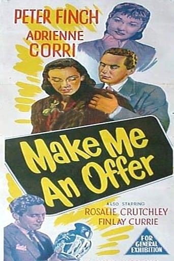 Poster of Make Me an Offer!