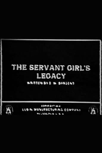 Poster of The Servant Girl's Legacy