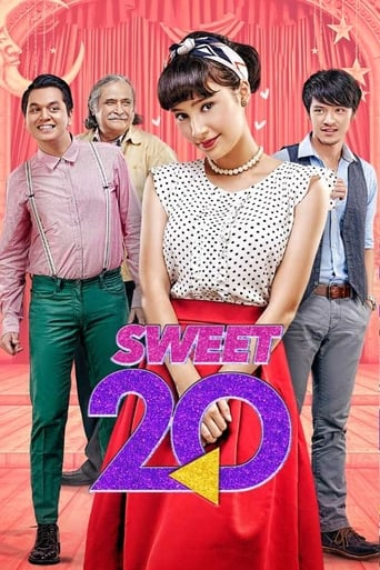 Poster of Sweet 20