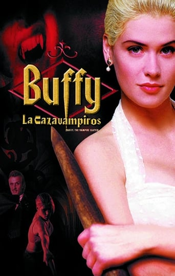 Poster of Buffy, la cazavampiros