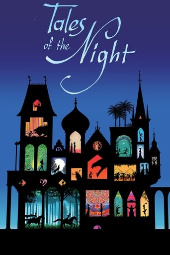 Poster of Tales of the Night