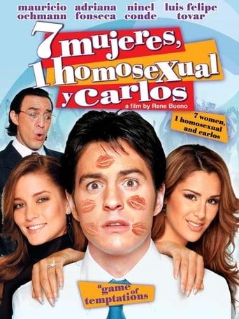 Poster of 7 Mujeres, 1 Homosexual y Carlos