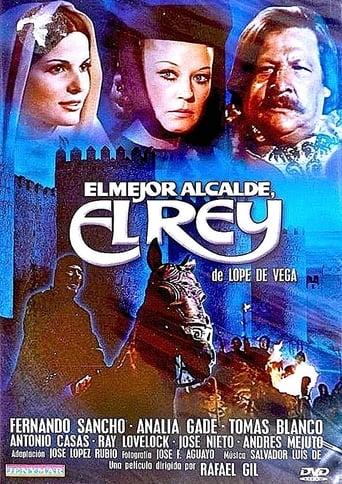 Poster of El mejor alcalde, el Rey