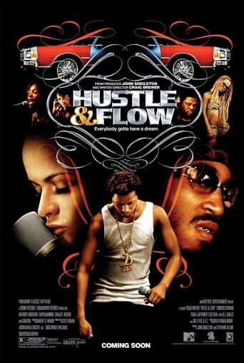 Poster of Hustle & Flow